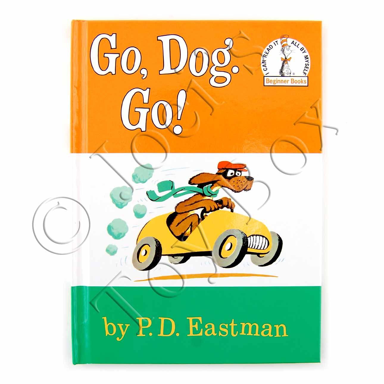 Go Dog Go By P D Eastman Joei S Toy Box