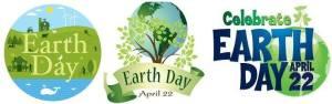 Celebrate Earth Day April 22