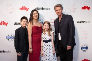Our Family on the Red Carpet at NFFTY 2016