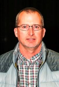 John Derrick, newly elected 2016 WAWGG Board Member