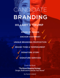 Branding Lessons from Donald Trump and Criminal Clinton