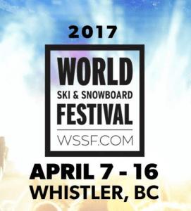 World Ski and Snowboard Festival 2017