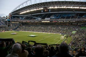 Seattle Sounders Sell Out to Pendleton Whiskey