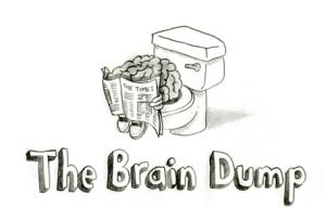 Journal to Abundance Day 1 Brain Dump