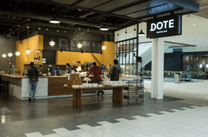 Dote Coffee Bar Lincoln South Food Hall Bellevue