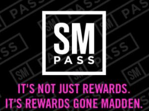 Steve Madden Bellevue Square SM Pass