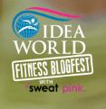IDEA World Fitness BlogFest