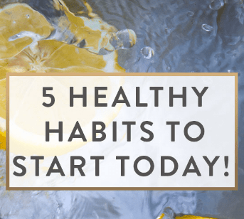 Study Shows 5 Healthy Habits Can Extend Life – What's Missing?