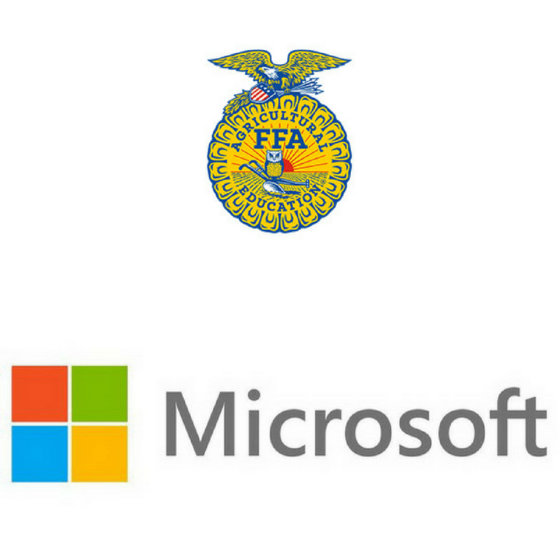 National FFA and Microsoft Collab For Students