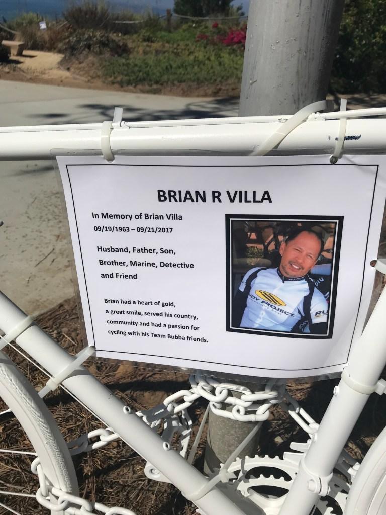 LA Detective Brian R Villa