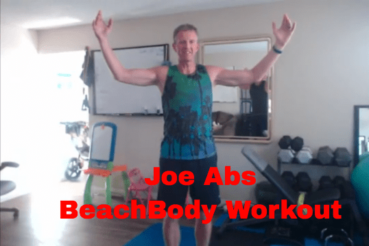 Joe Abs BeachBody Workout January 4 2019
