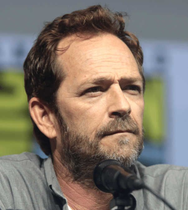Luke Perry's Death Reminds Me to Live All Out