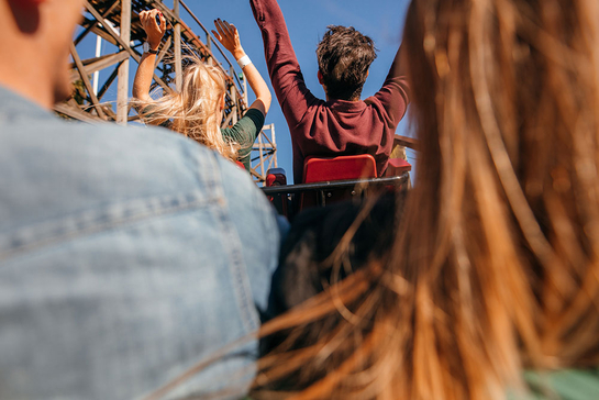 Managing the roller coaster of life's challenges