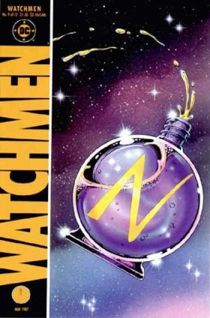 Watchmen #9
