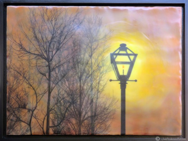 encaustic-art-trees-gaslamp-glow-joel-anderson