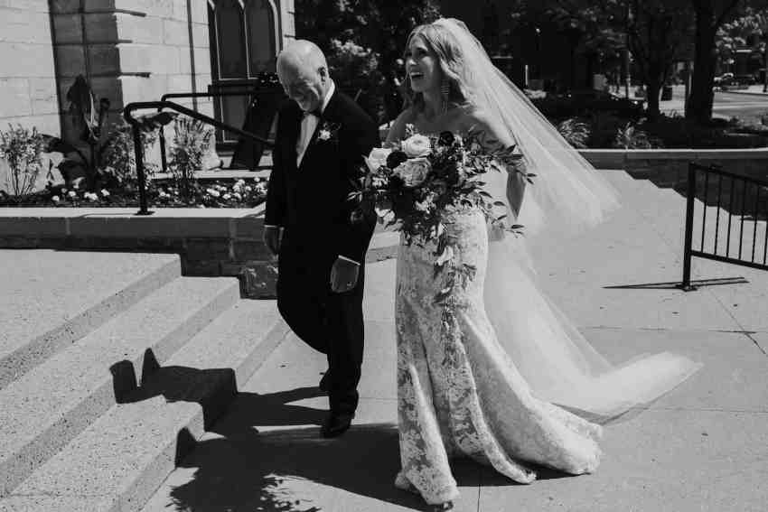 Notre Dame Cathedral Wedding; Joel Bedford Photography;