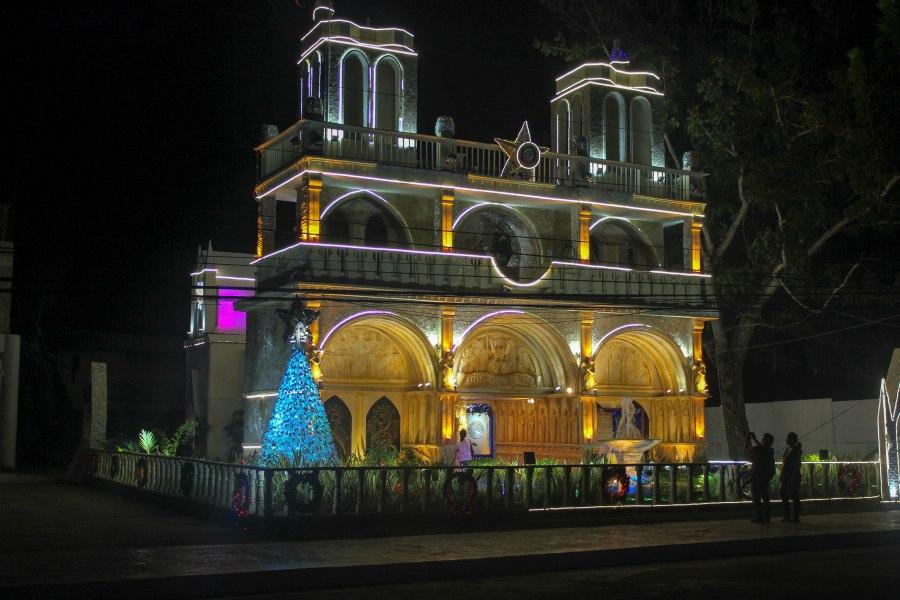 Tangub City's Christmas Symbols Festival