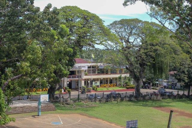 Jimenez Municipal Hall