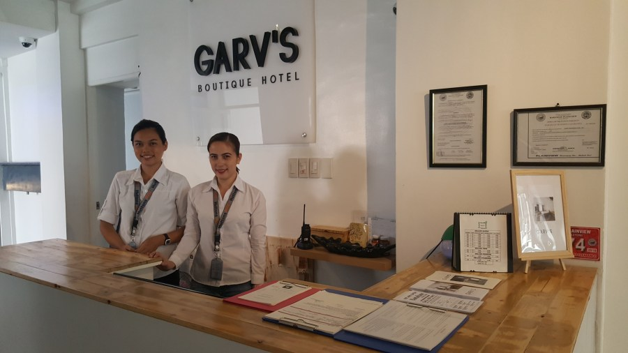 GARV'S Boutique Hotel has accommodating and attentive staff
