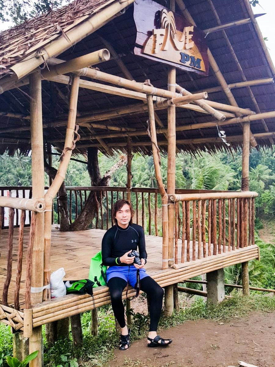 Five PM Viewing Deck, Carabao Island, Romblon