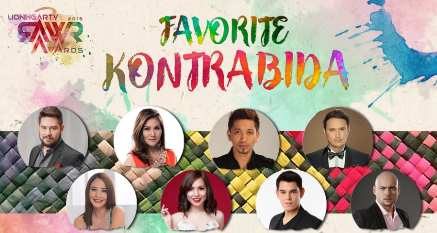 RAWR Awards Favorite KontraBida Award