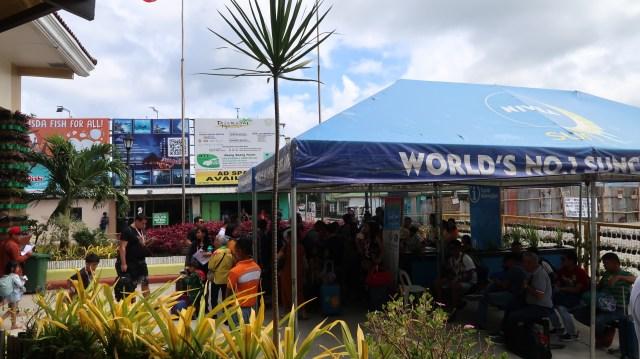 Boracay Tourist Verification Center, Caticlan Jetty Port