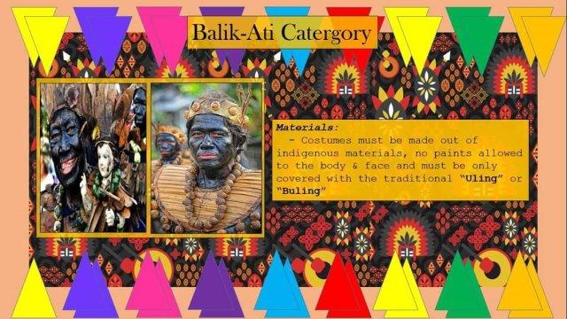 Boracay Ati-Atihan 2019 balik ati category