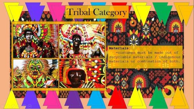 Boracay Ati-Atihan 2019 Tribal Category