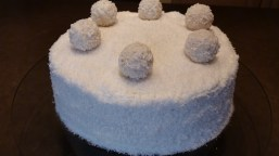 gâteau Raffello