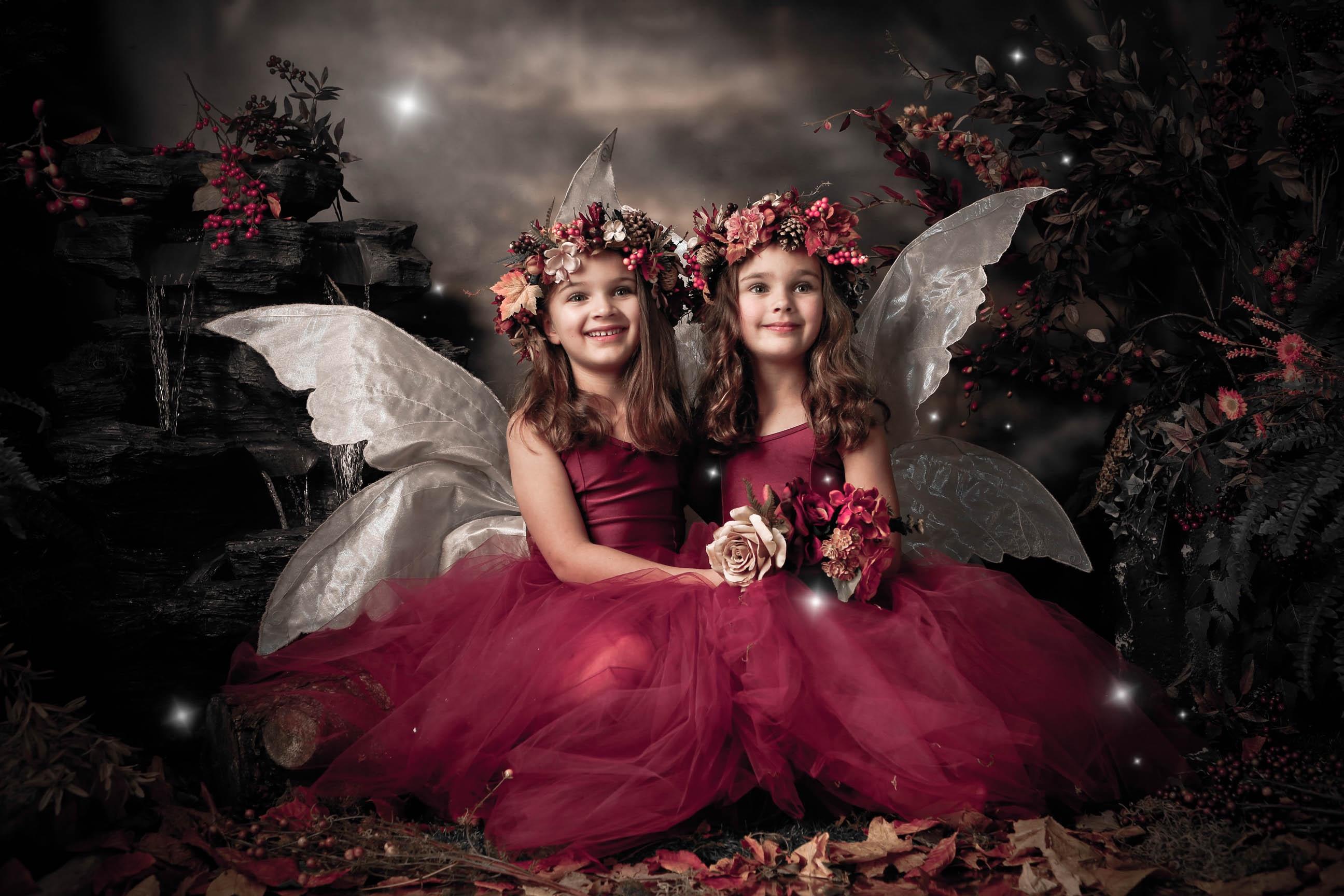 enchanted fairies