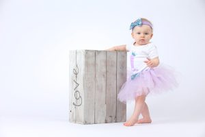 one year old photoshoot