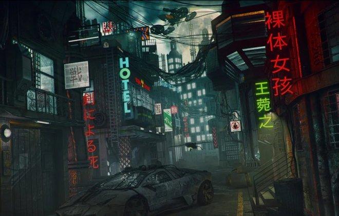post cyberpunk books