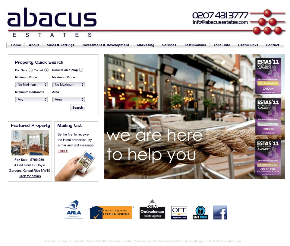 Abacus Estates