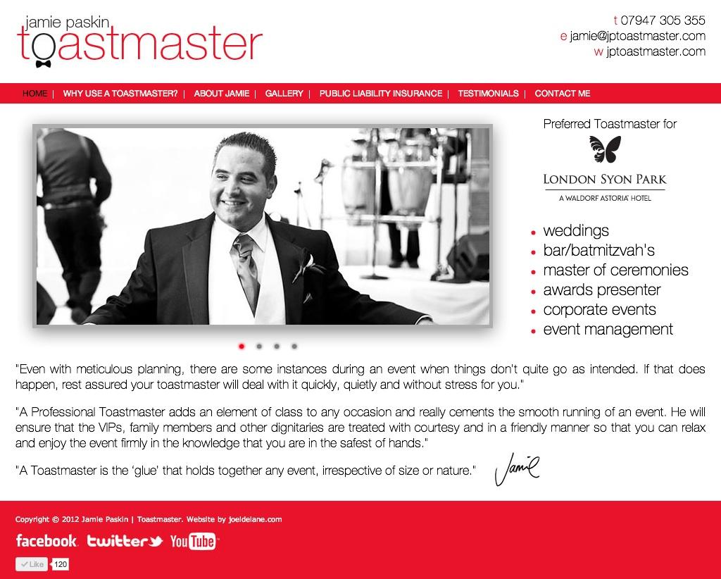 JP Toastmaster