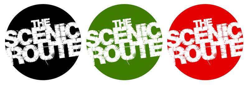 Scenic Route Logo