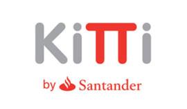 KiTTi powered by Santander