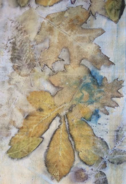 horse-chestnut-print-on-cotton-damask