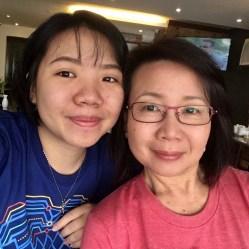 Selfie w/ Mum