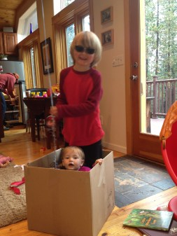 The Coveted Box and the strange kid in sunglasses