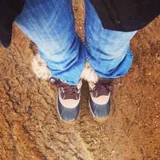 Mud is...everywhere
