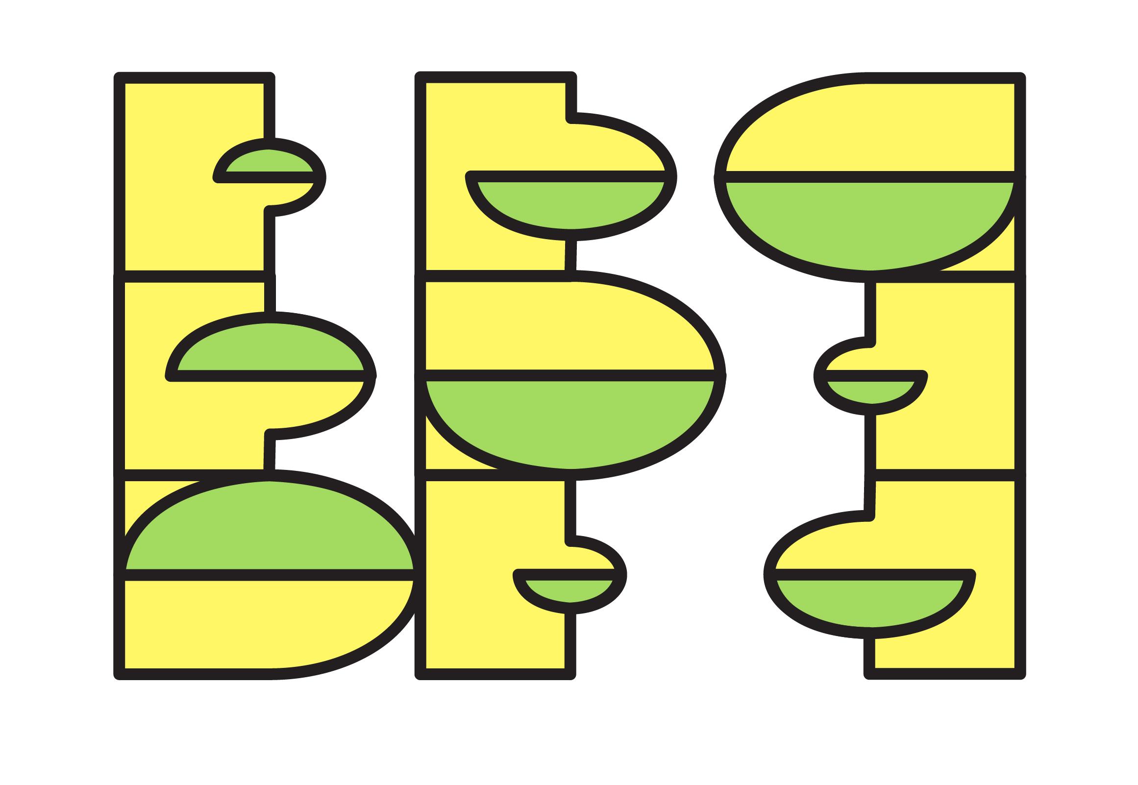 Matrix Series 2 graphic art
