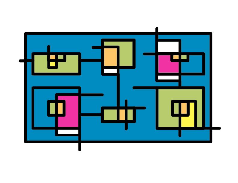 Matrix Series 7 graphic art