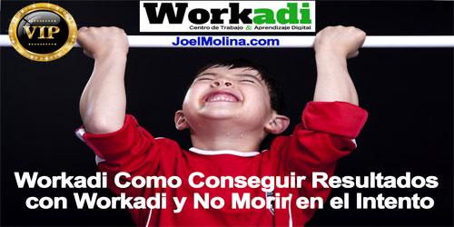 Workadi Como Conseguir Resultados con Workadi y No Morir en el Intento
