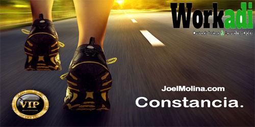 Workadi Como y Por que Ser Constante con Workadi y en los Negocios Online