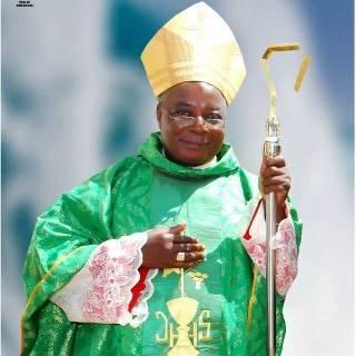 Late bishop James Daman O.S.A.