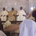 Bishop Donatus (middle)
