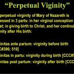 virginity of Mary