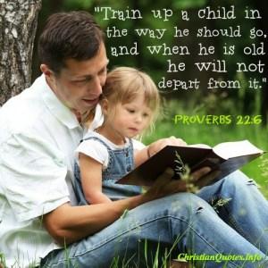 Train your child