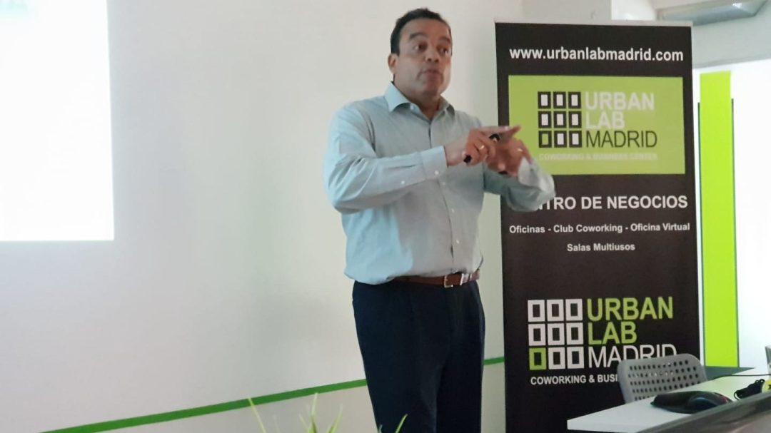 Presentación Urban Lab Madrid Dos - Joel Pinto Romero