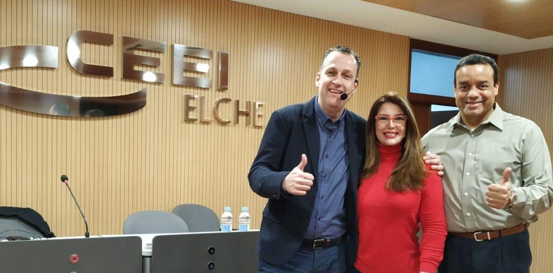 3 Claves para Emprender con Éxito - CEEI Elche Febrero 2019